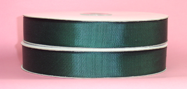 "2-1/4"" grosgrain ribbon-50yds/roll, SPRUCE"