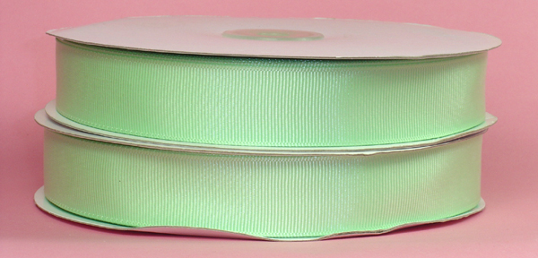 "2-1/4"" grosgrain ribbon-50yds/roll, MINT"