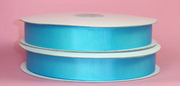 "2-1/4"" grosgrain ribbon-50yds/roll, TURQUOSE"